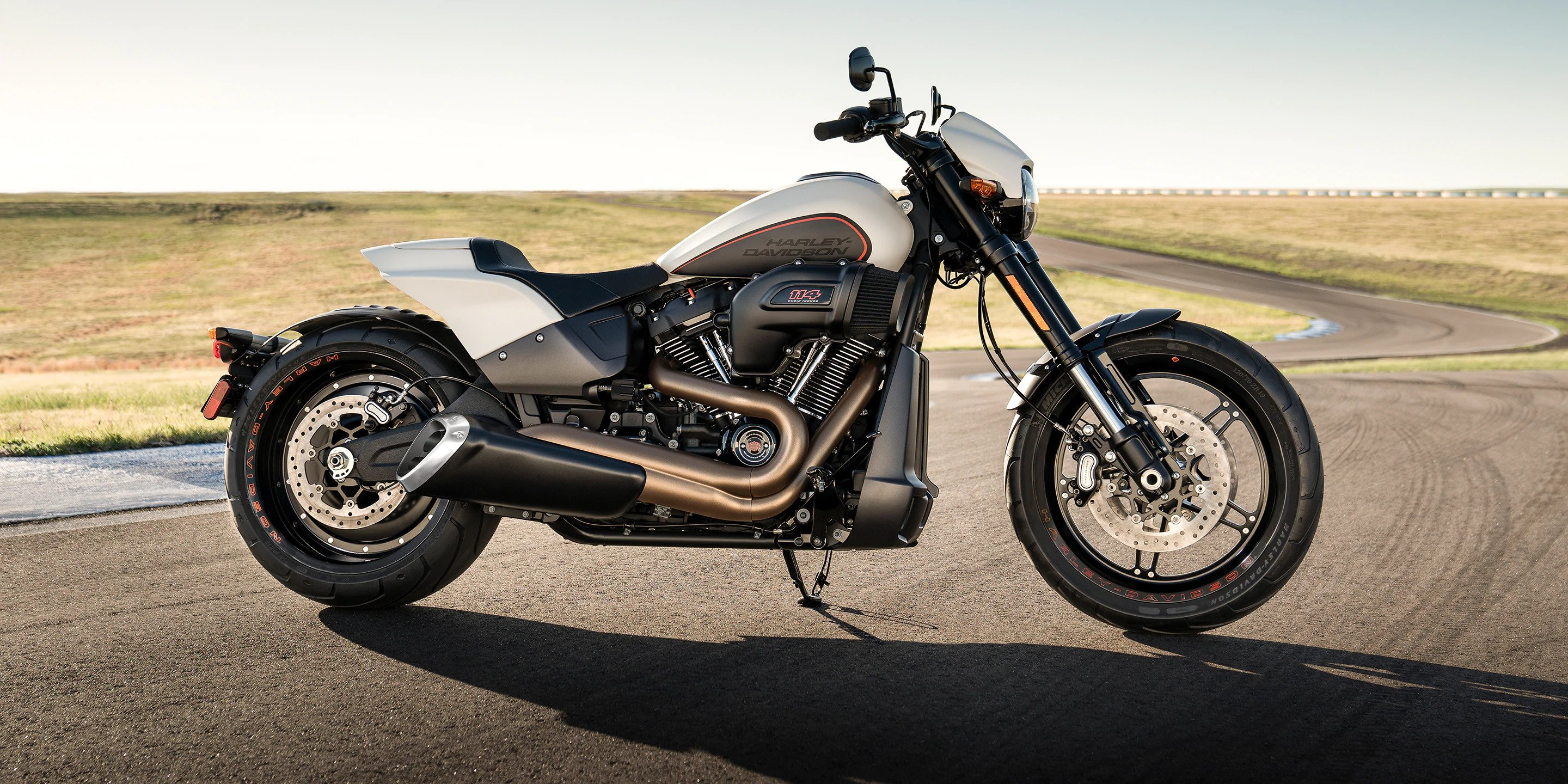 Softail FXDR